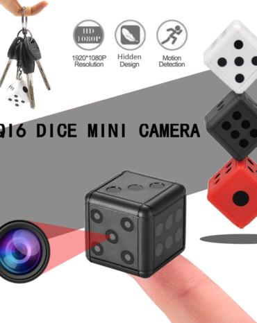 mini dice camera