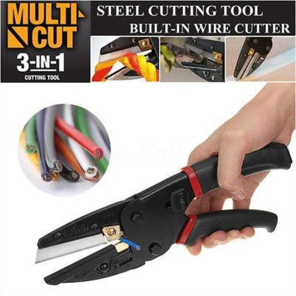 Multi Cut 3 in 1